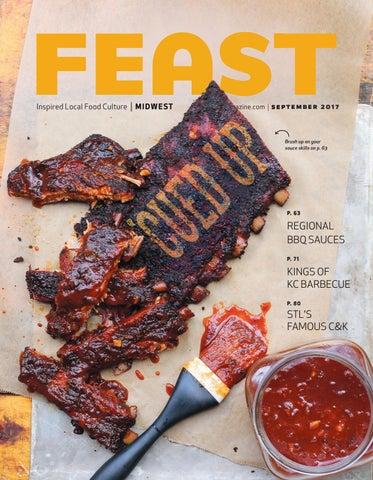 September 2017 Feast Magazine