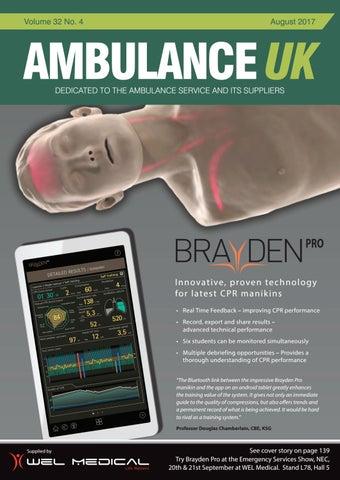 Ambulance UK August 2017 by Media Publishing Company - issuu