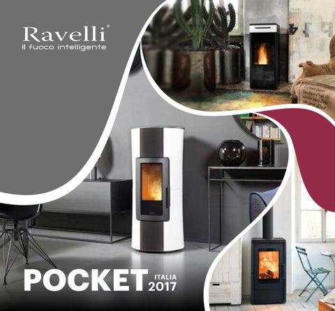 Catalogo Ravelli 2017 Pocket By Idea Studio Caminetti Issuu