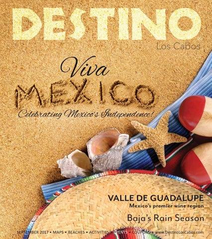 Viva Mexico - Celebrate Mexico s Independence! by Destino Magazine ... de9ef7a326b2