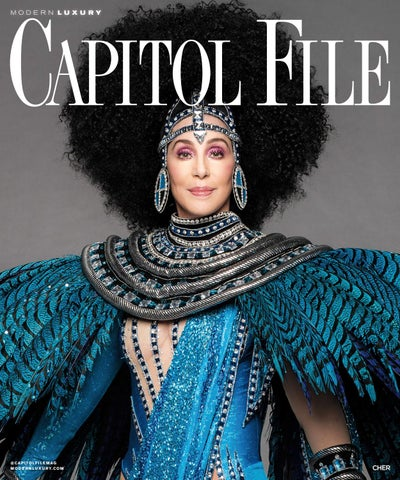 b464f8e010aa Capitol File - 2017 - Issue 4 - Fall - Cher by MODERN LUXURY - issuu