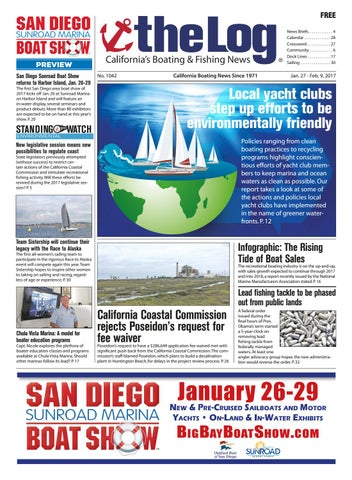 Jan  27 - Feb  9, 2017 – The Log Newspaper by Duncan McIntosh