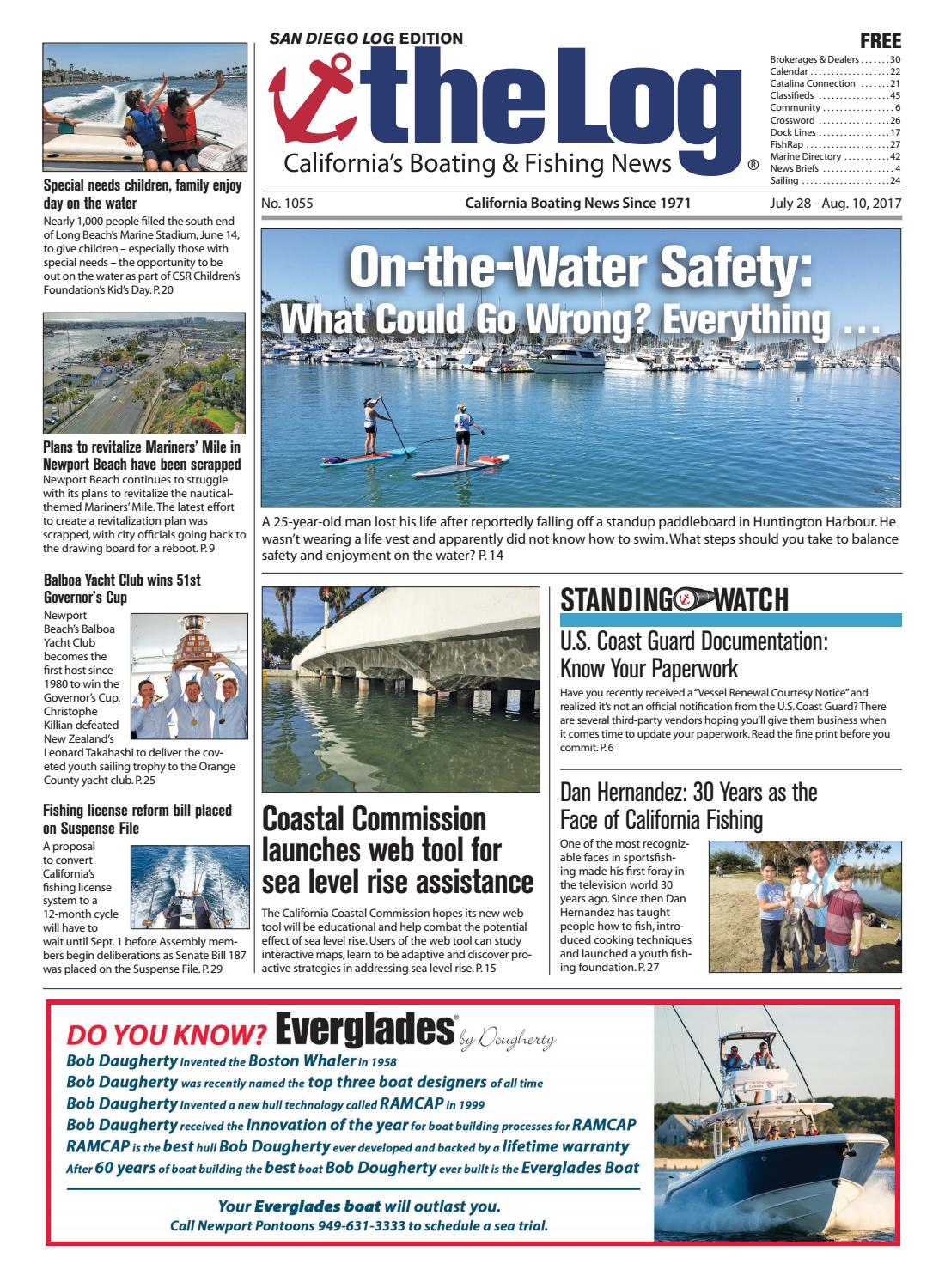 July 28 - Aug  10, 2017 – The Log Newspaper by Duncan