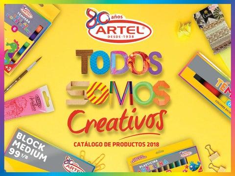 d5d78fed048 Catálogo de Productos 2018 - Artel by Artel - issuu