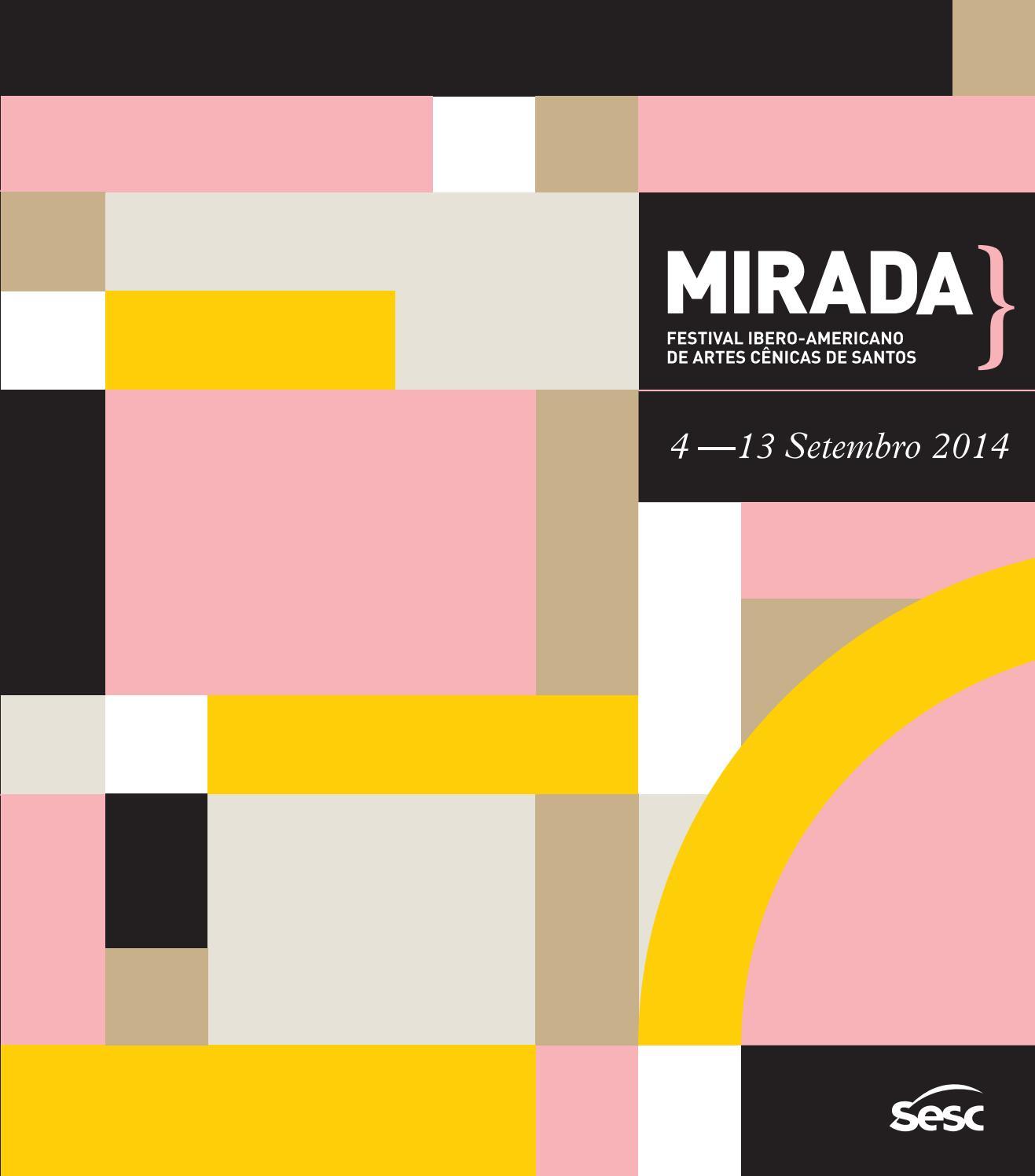 7d565977071b3 Catálogo - Mirada 2014 by Sesc em São Paulo - issuu