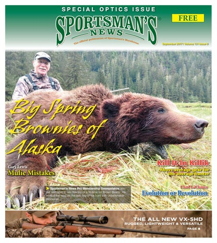 cee9841d58649 Sportsman's News September Digital Edition by Sportsman's News - issuu