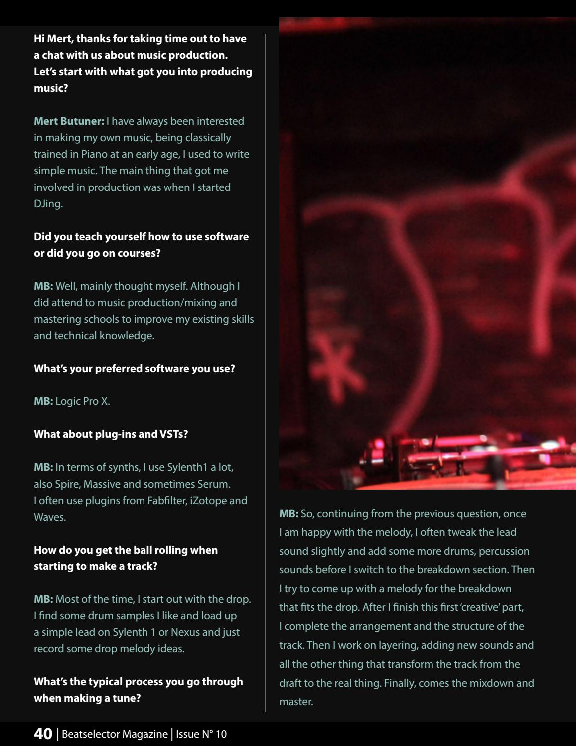 BEATSELECTOR Magazine Issue N°10