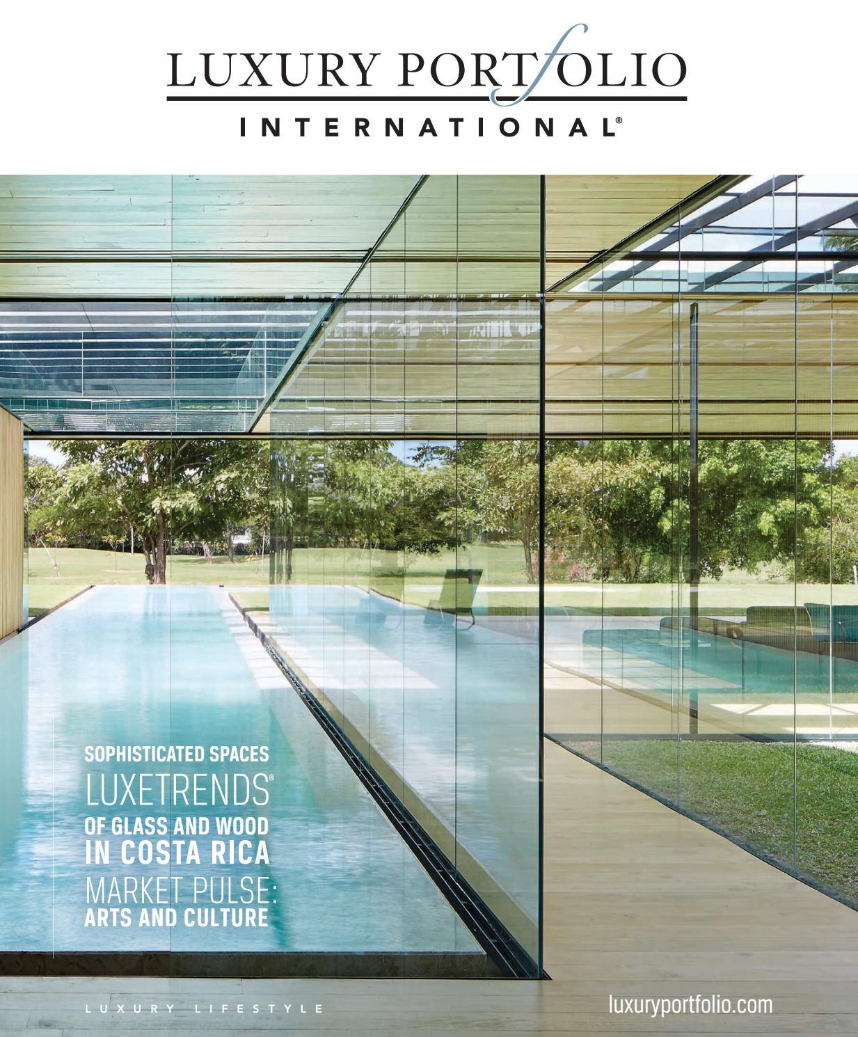 Luxury Portfolio Fall 2017 Issue by First Team - issuu