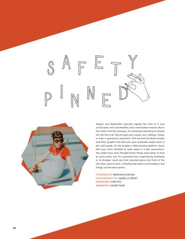 Page 22 of Safety Pinned - Self Lovee