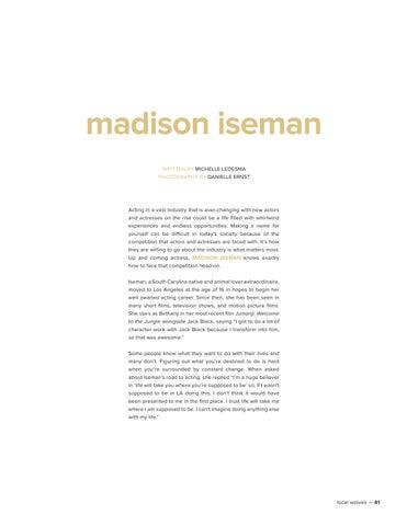 Page 41 of Madison Iseman