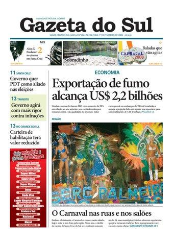 Jornal Gazeta do Sul Ano 64 Nº 6 by Portal Academia do Samba - issuu df52a884be7c6