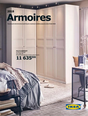 Ikea Armoires 2018 By Lecatalogue Issuu