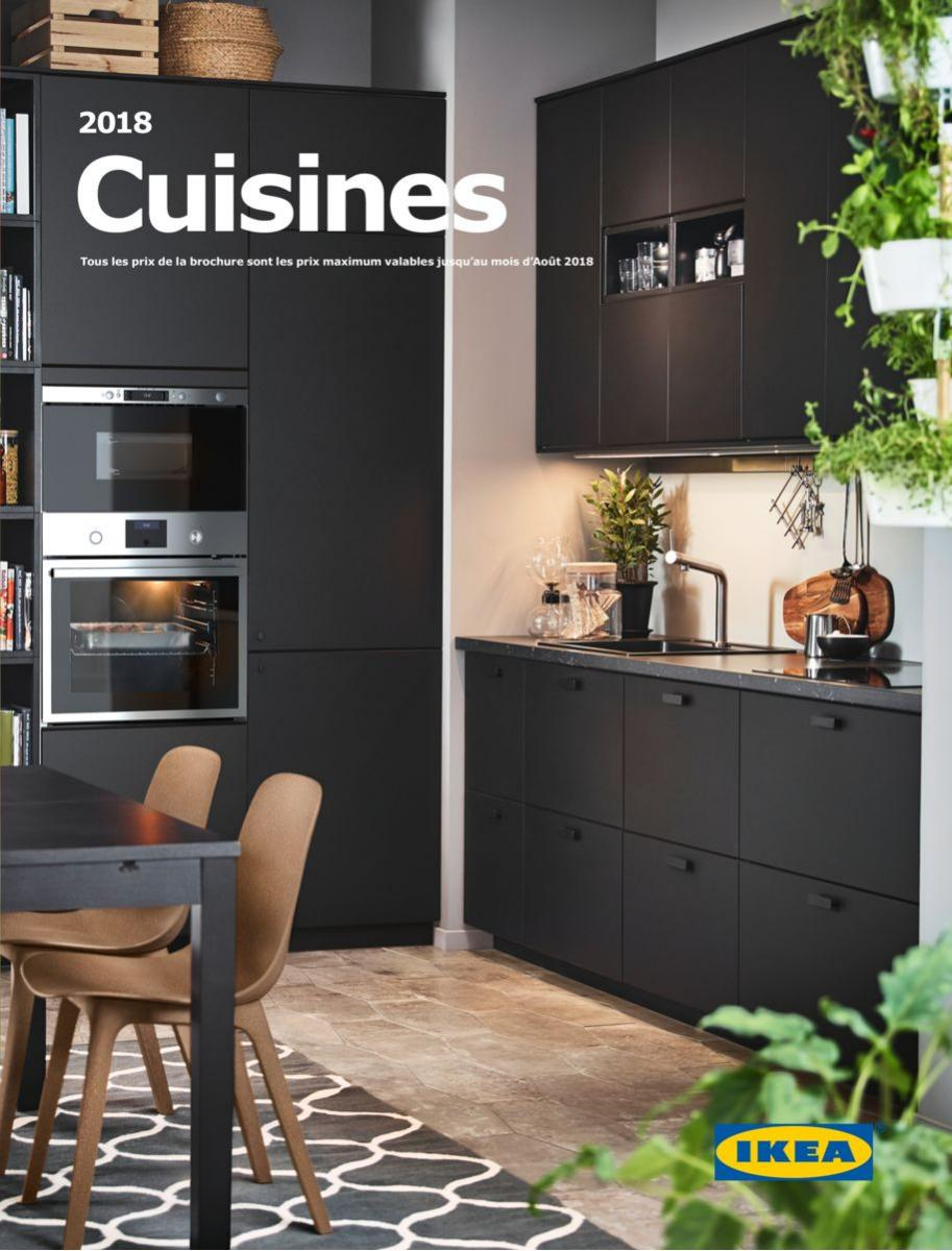Ikea Cuisine 2018 By Lecatalogue Issuu