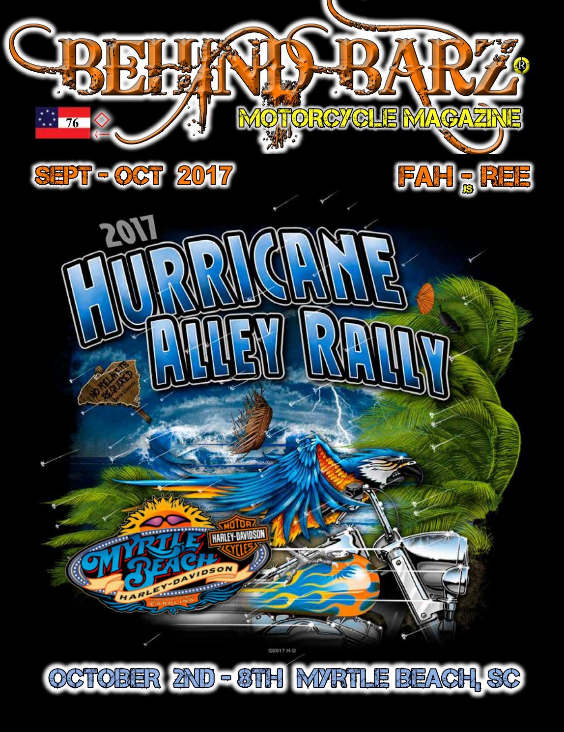 American Pickers Pikeville Nc behind barz motorcycle mag sept 2017behind barz