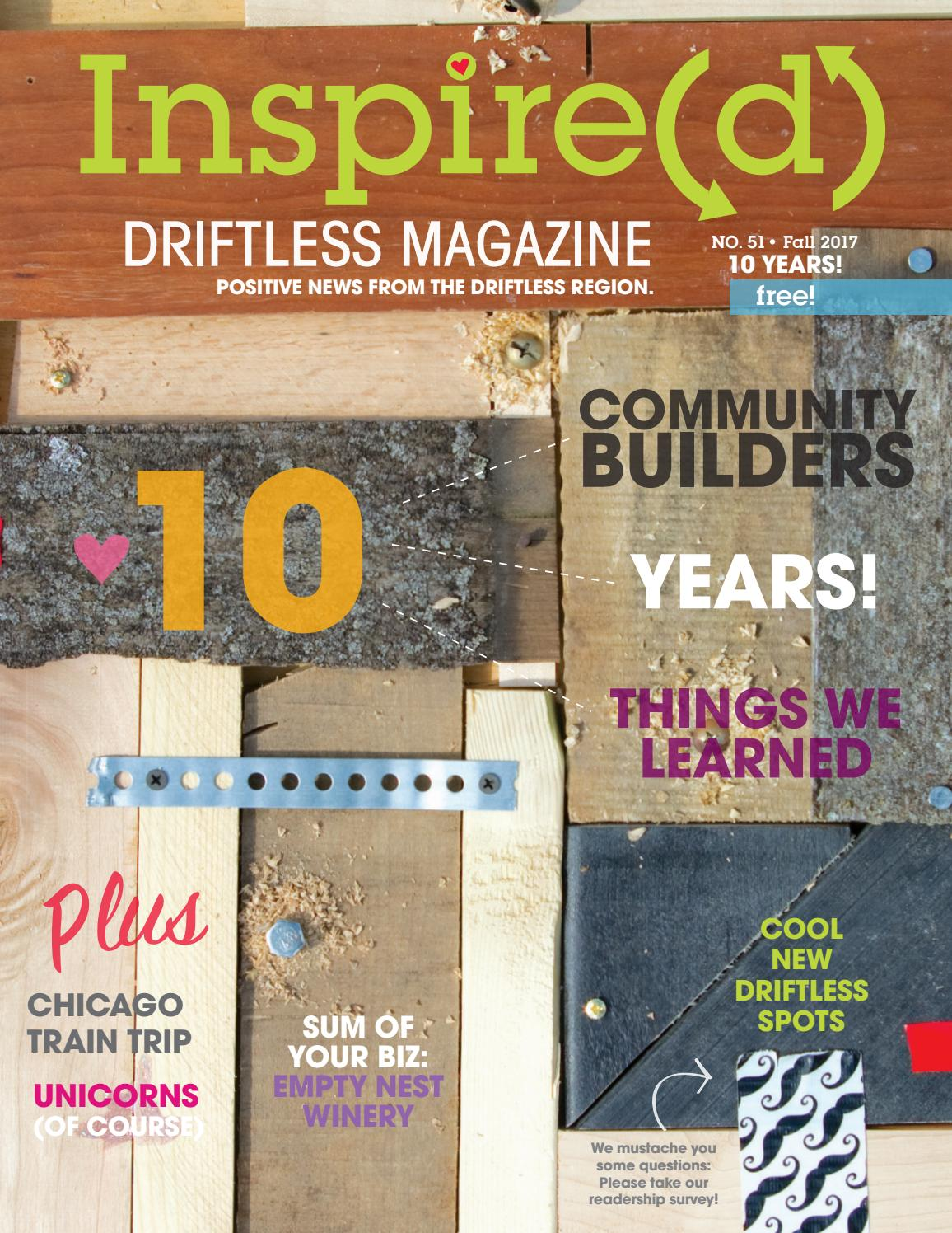 Inspire d Fall 2017 by Inspire d Media issuu