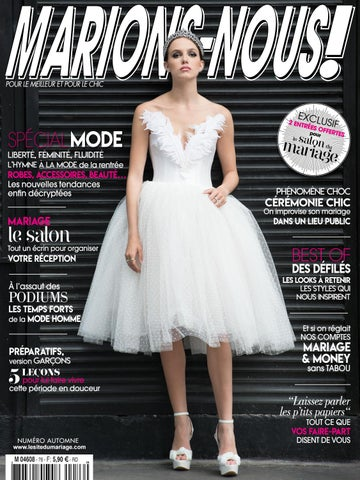 Nous Le Du Issuu By Automne 2017 Mariage N°76 Site Marions AxUqZdd