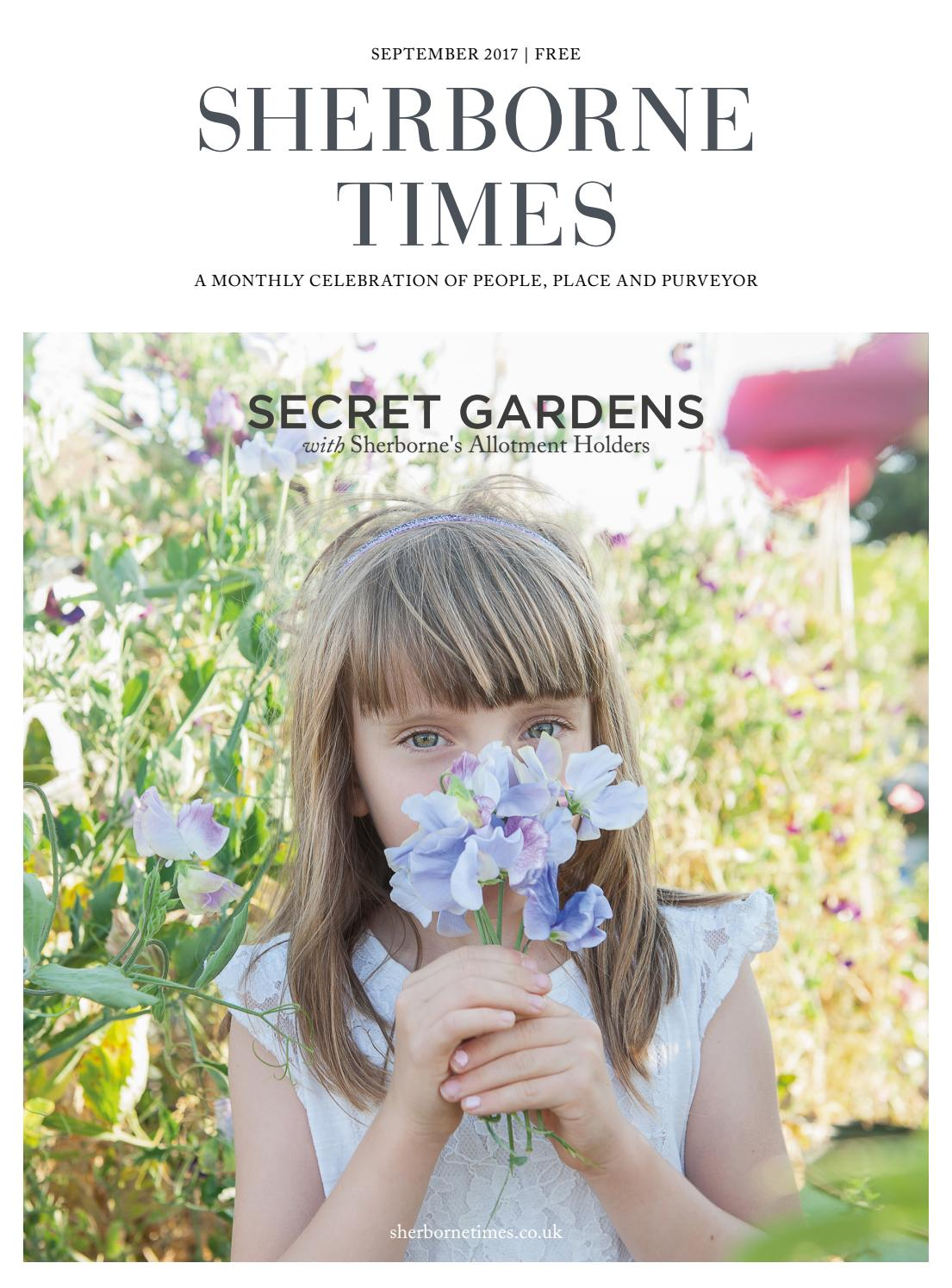 sherborne times september 2017 by sherborne bridport times issuu