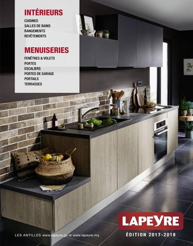 LAPEYRE ANTILLES : CATALOGUE 2017 - 2018 by Momentum Média ...