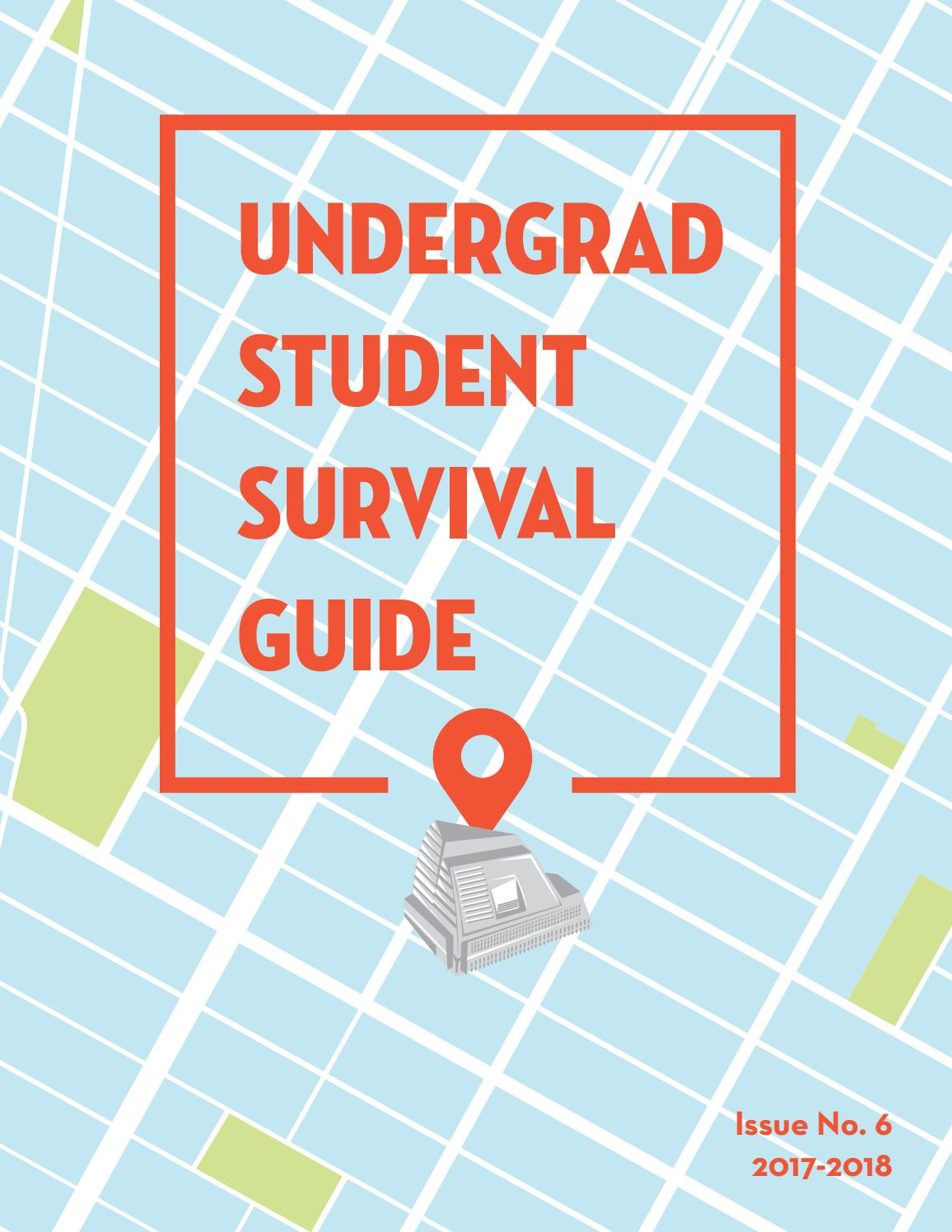 Baruch Undergrad Student Survival Guide 17-18 by USG Baruch - issuu