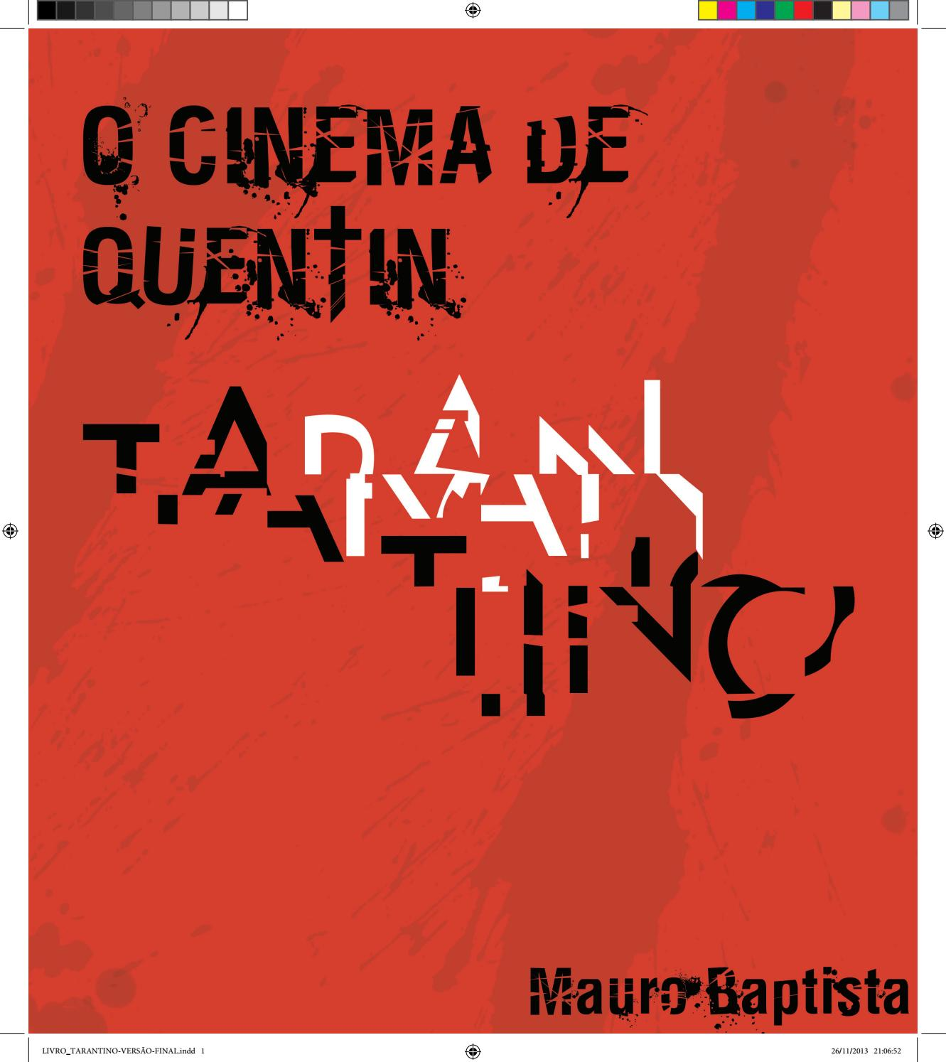 Livro tarantino verso final by filipe rodrigues issuu fandeluxe Image collections