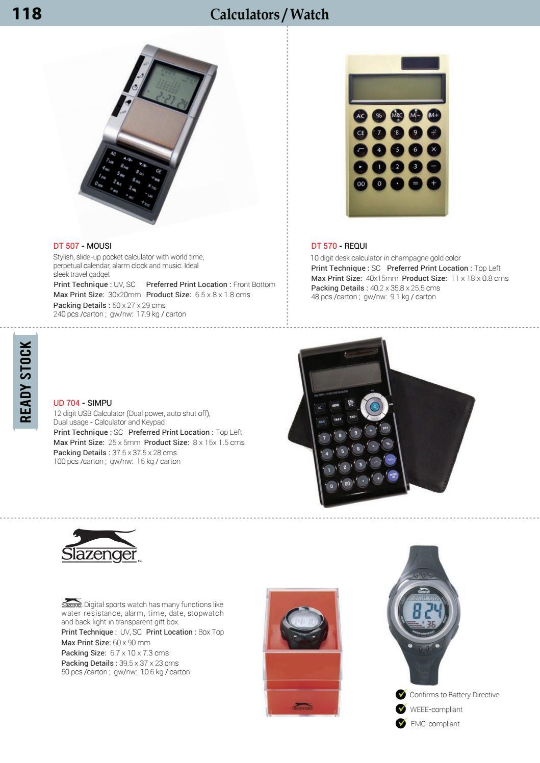Emc Power Calculator