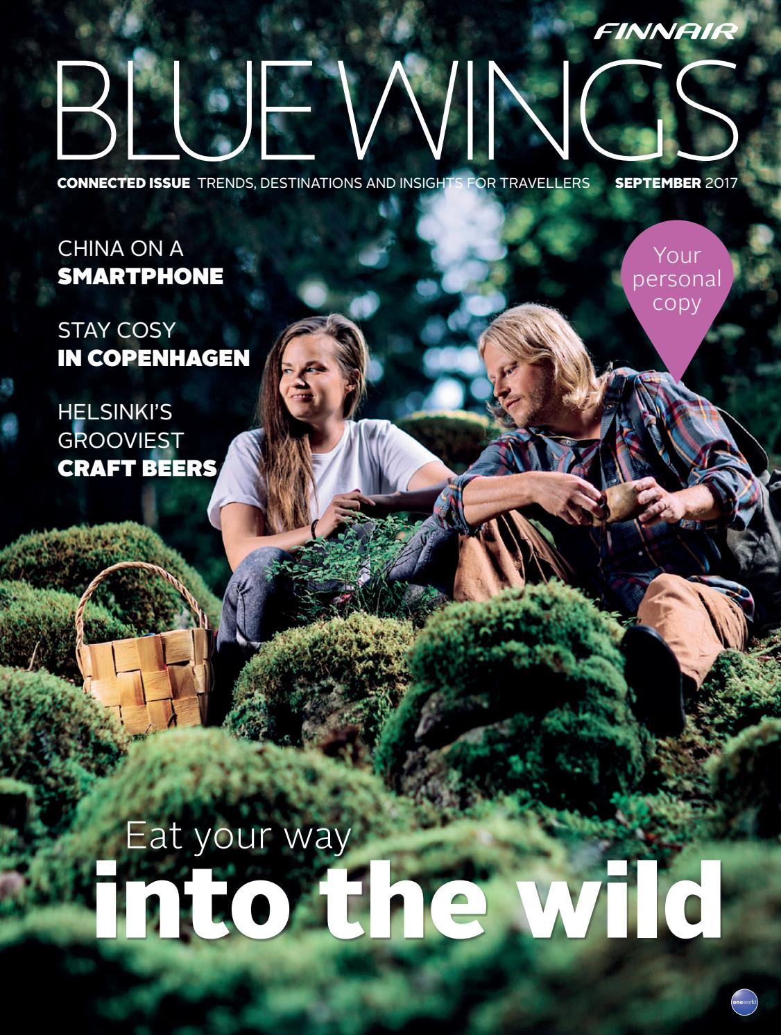 Blue Wings Connected issue September 2017 by Finnair_BlueWings - issuu