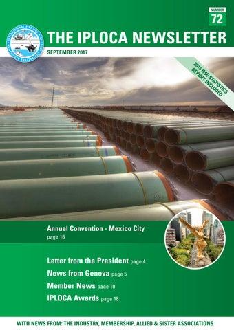 IPLOCA Newsletter 72 by Pedemex BV - issuu