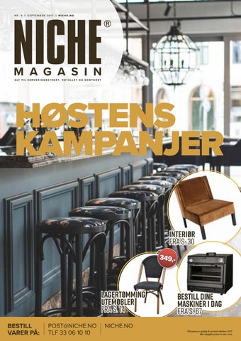 dd7c947a Magasin 6 2017 by NICHE NORWAY AS - issuu