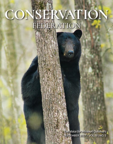 September 2017 vol 78 no 5 by Conservation Federation - issuu
