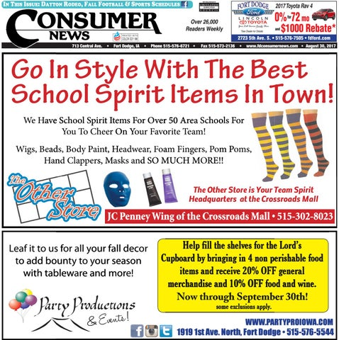 08 30 17 consumer news by consumer news issuu page 1 fandeluxe Images
