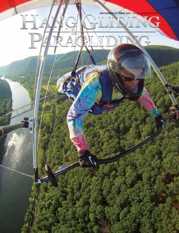 Hang Gliding & Paragliding Vol47-Iss5 Sep-Oct 2017 by US