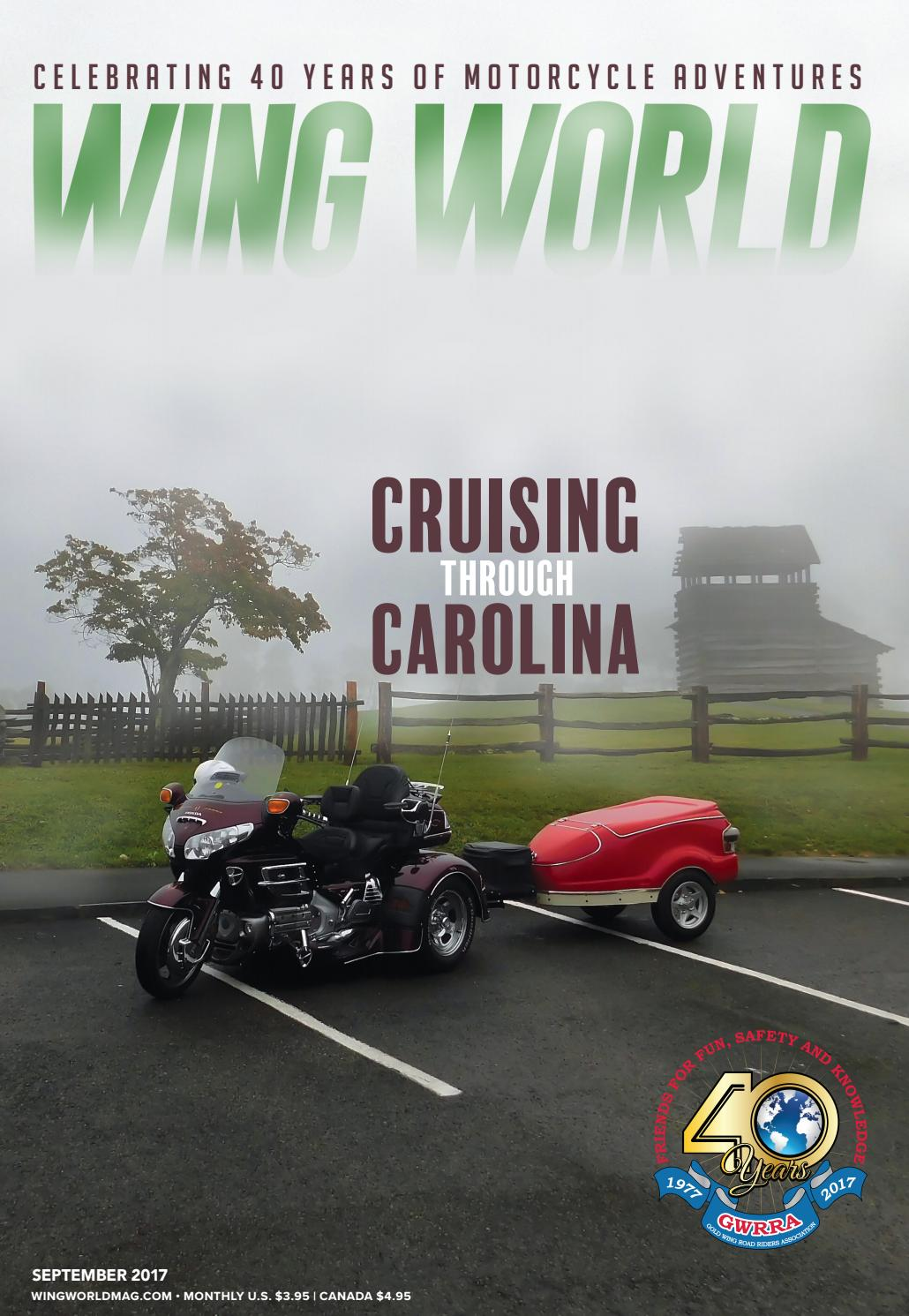 September 2017 by Gold Wing Road Riders Association - issuu