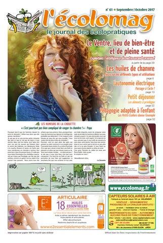 L Ecolomag n°61 by L Ecolomag - issuu ac7ba1b4e2e