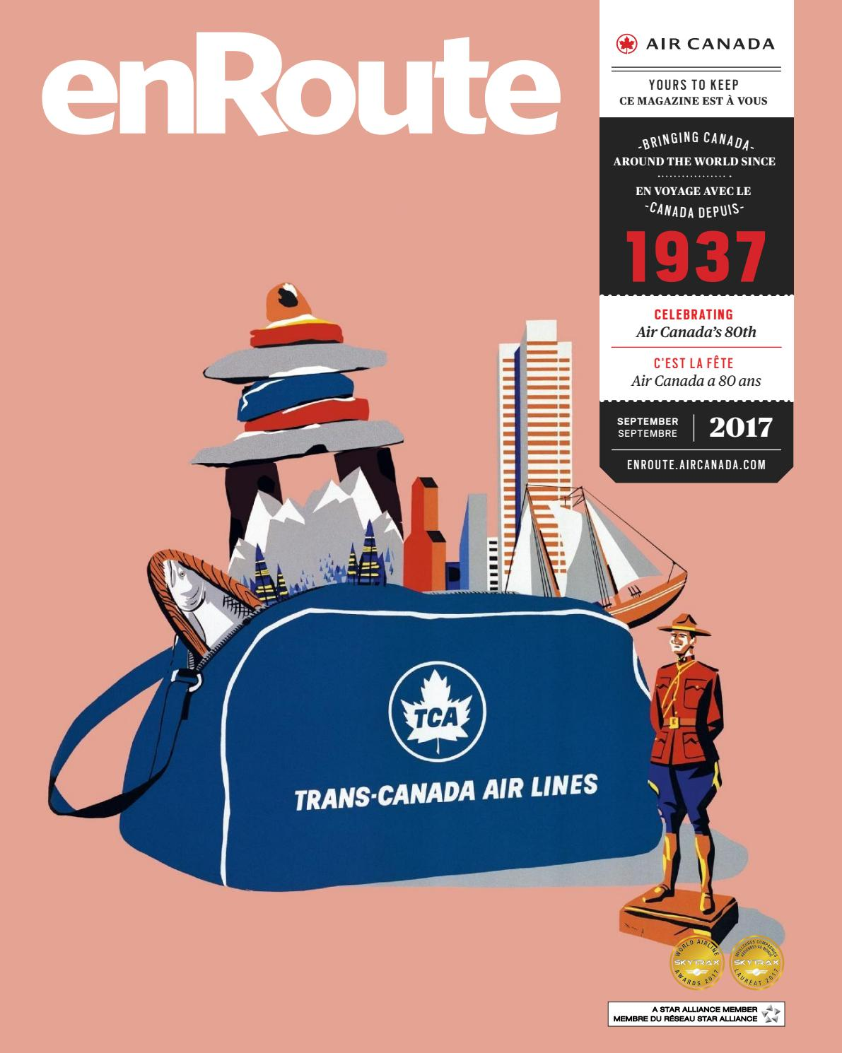 online store 26949 98511 Air Canada enRoute — September   septembre 2017 by Spafax - issuu
