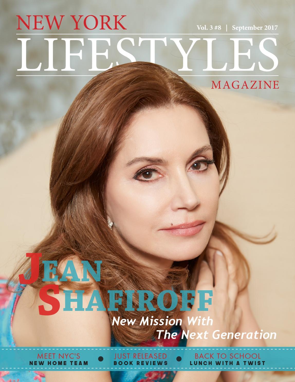 New York Lifestyles Magazine - September 2017