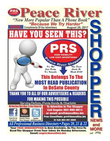 August 29th, 2017 Peace River Shopper by Peace River Shopper - issuu
