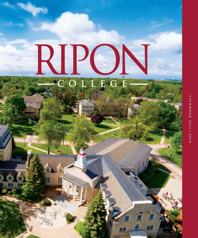 ripon college campus map Ripon College Viewbook 2017 By Ripon College Issuu ripon college campus map