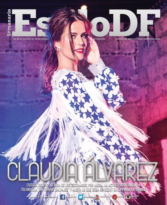 Estilo DF Claudia Álvarez by EstiloDF - issuu