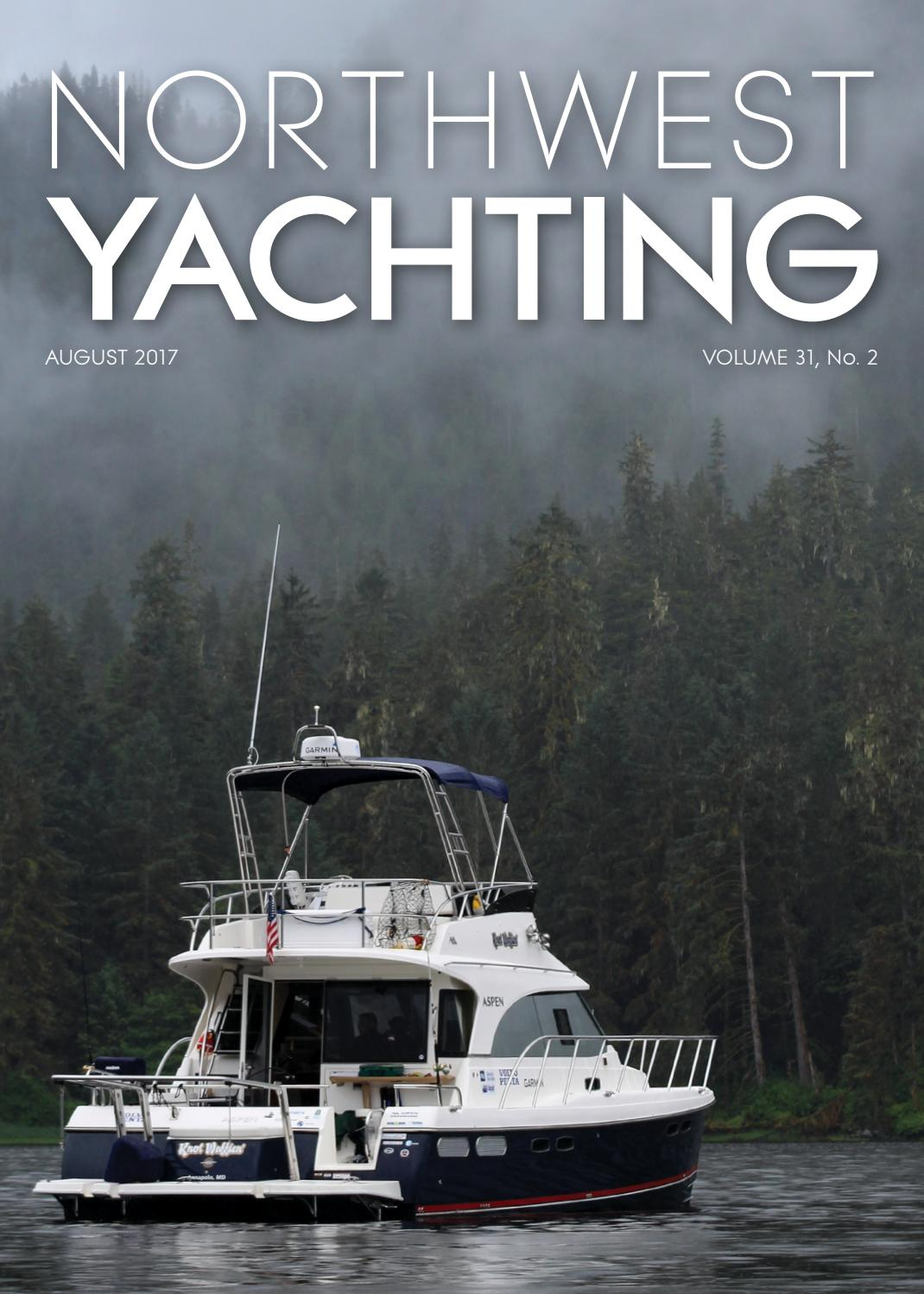 Northwest Yachting August 2017 By Issuu Delta Faucet 132900 Parts List And Diagram Ereplacementpartscom