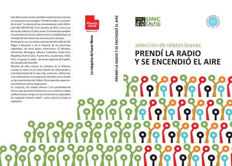 bf3627de1 Prendí la Radio y se Encendió el Aire by Michael Benítez Ortiz - issuu