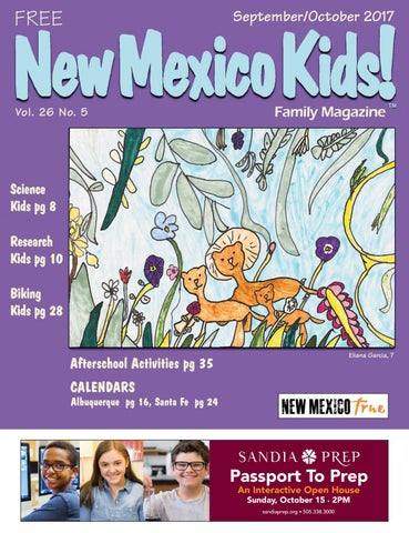 New Mexico Kids September October 2017 By