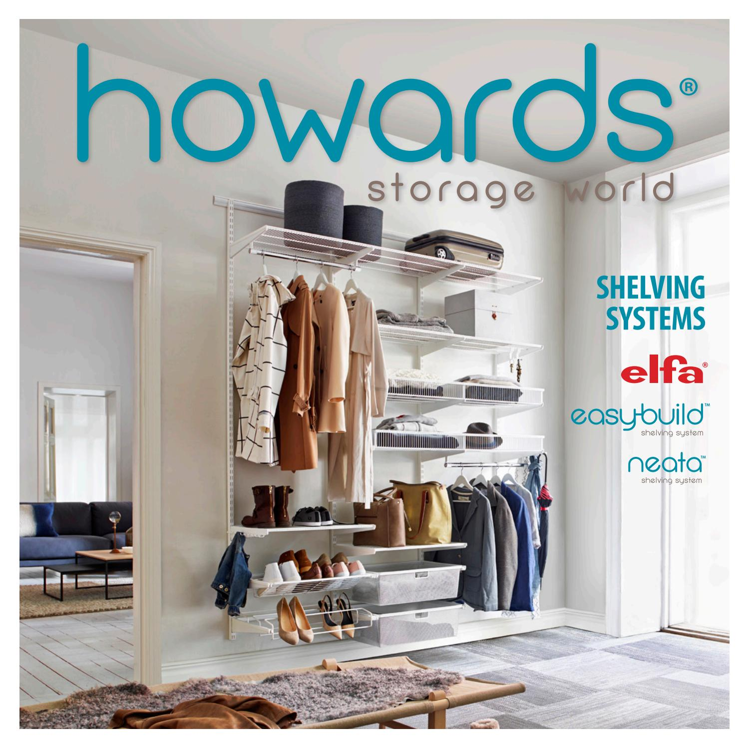 Howards Shelving Guide By Howards Storage World Aust Issuu