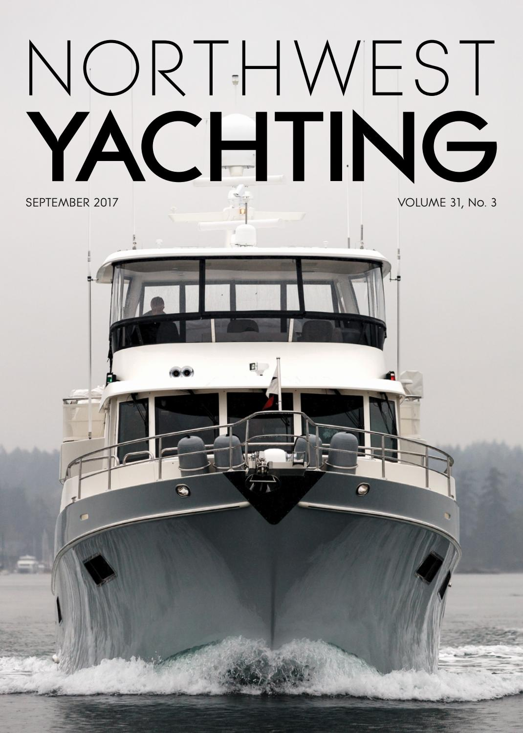 Northwest Yachting September 2017 By Issuu John Deer 112 Wiring Harness Color Codes