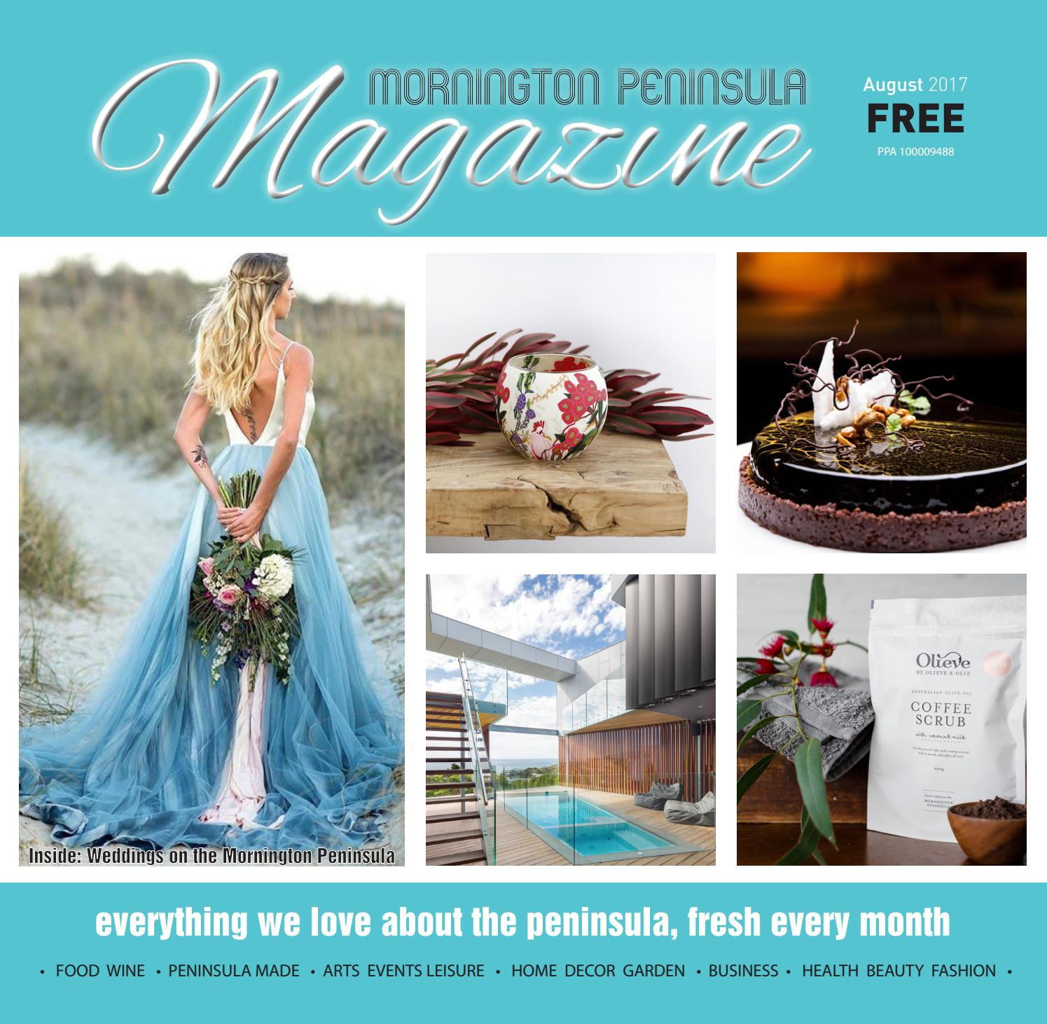 Mornington Peninsula Magazine August 2017