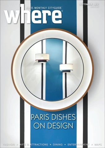 new arrival a2a92 98959 Where Paris September 2017 by Morris Media Network - issuu