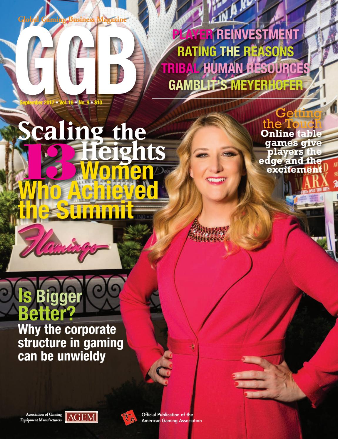 Global Gaming Business September 2017 By Issuu Short Circuit Slot Machine Williams Wms Machines Reel Gambling