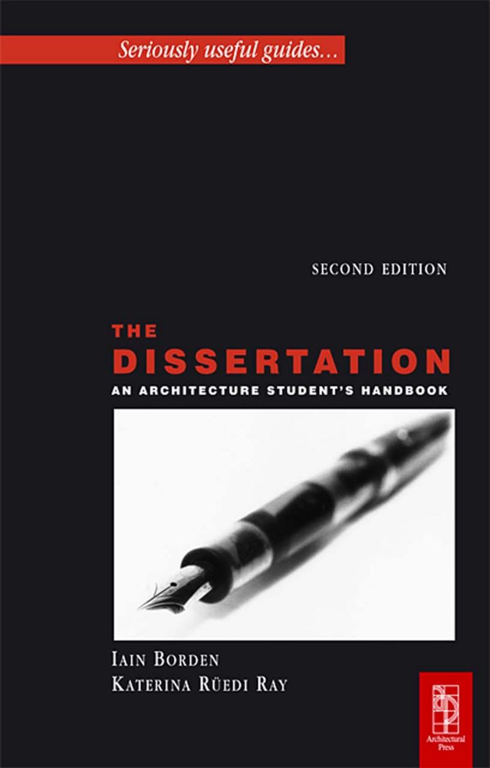 Dissertation handbook gallaudet