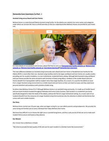 ef4134d6e1e Livermore Valley CA Community Profile by Town Square Publications ...