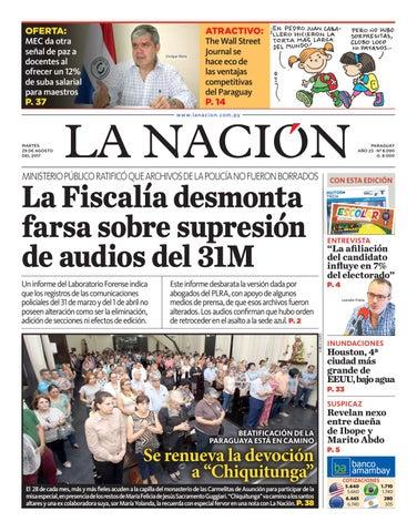 DIARIO LA NACIÓN - EDICIÓN 8.090 by La Nación - issuu 1ce3f228561f1