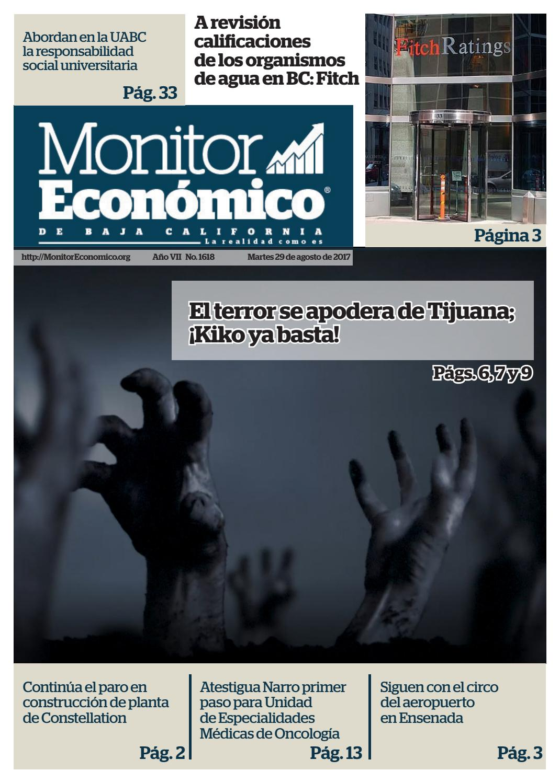 29 agosto 2017 by Grupo Multimedia Frontera Norte - issuu